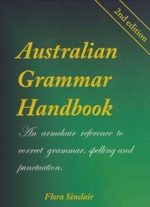 australian grammar