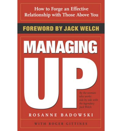managing up book title