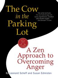 The Cow in the parking lot book image